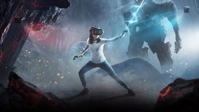 Игры в VR
