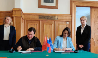 Nomics and RSSU signed a cooperation agreement