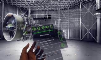 ОДК и Номикс представили перспективные авиационные двигатели в виртуальной реальности